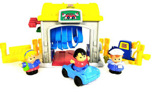 Lave-auto Little People Fisher-Price