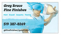 Grey Bruce Fine Finishes