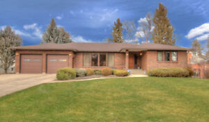 Grand bungalow across from Henderson Lake-3321 Parkside Drive S.