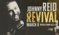 Johnny Reid - Revival Tour