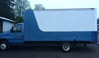 1995 Ford E-350 CUBE VAN Other