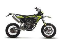 FANTIC 125 MOTARD PERFRMANCE 2020 BRAND NEW ELECTRIC START