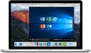 Parallels Desktop 12 and Access for Mac