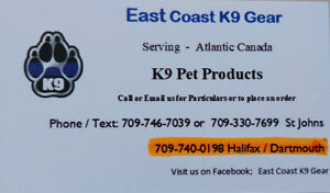 Julius K9 Products- Now Available Locally in Halifax/Dartmouth
