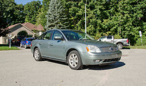2007 AWD Ford Five Hundred Sedan
