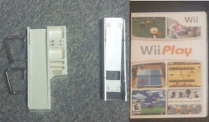 Wii Play & 2 Wii Stands