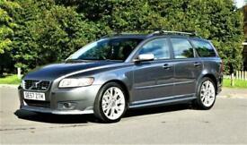 image for 2007 Volvo V50 D5 SPORT V50 2.4 ESTATE AUTOMATIC Estate Diesel Automatic