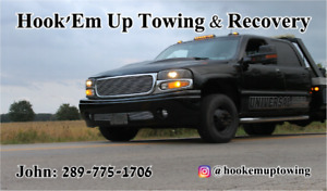Towing Service For Hamilton And Surrounding Areas