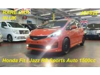 2010 Honda Jazz 1.5 RS SPORTS MUGEN AUTO LM ALLOYS Hatchback Petrol Automatic