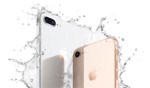 iPhone 8 PLUS 256 GB Silver Corp Discount