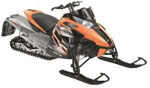 "2012 F800 SNO PRO 128"" Orange (NEW)"