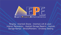 Parging, Garage Floor Repair, Pointers, Brick Replacement and ch