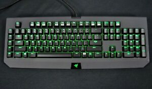 Razer BlackWidow X Ultimate keyboard