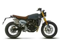 FANTIC CABALLERO 500 SCRAMBLER DELUXE 2020 ROAD REGISTERED