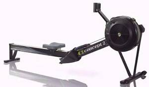 USED CONCEPT 2 ROWER - BLACK WITH PM5 SCREEN Malaga Swan Area Preview