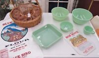 JADEITE    JADEITE   RETRO KITCHEN PYREX