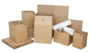 MOVING BOXES for sale - delivery to your house .................