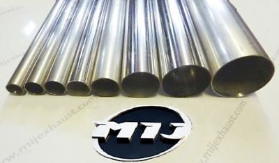 Exhaust Repair Pipe Multi Use Stainless Steel Tube 1m 2.25 Inch 57mm
