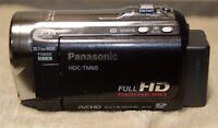 Panasonic - Camcorder - HDC-TM60