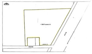 38.61 Acres - Excellent Location for Commuting