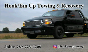 Towing service for Hamilton & surrounding areas