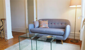 Charming apart for 1 or 2 people in the Mile-End, 550ft2