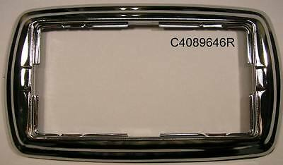 1939 1948 Pontiac All Exc Convertible Dome Lamp Bezel C4089646R