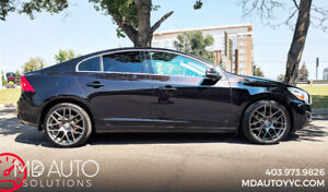 """2012 Volvo S60 T5 NAVIGATION/HEATED LEATHER/19"""" WHEELS"""