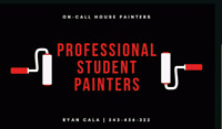 PROFESSIONAL PAINTERS FOR HIRE