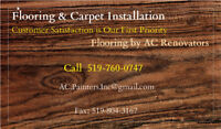 Residential and Commercial Flooring Experts