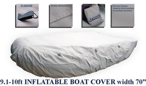 High Quality, Waterproof Inflatable Boat Cover 9 Ft. - 14 feet