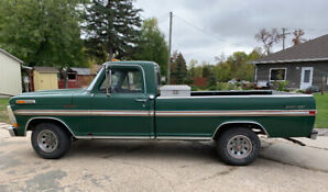 1972 Ford truck