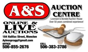 A&S Auction Centre We Buy & Pay Cash Daily See Below...