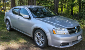 RELIABLE STYLISH HEATED SEATS 2011 DODGE AVENGER PAPERS INCLUDED