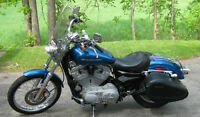 2005 Custom 883 Sportster Excellent condition