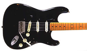 Wanted fender stratocaster style project