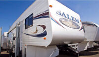 2012 Salem 5th Wheel
