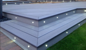 Timber or Composite Decking Installations