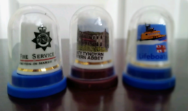 THIMBLES and SHELVES
