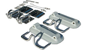 inflatable boat davits for dinghy storage on yacht swim platform North Shore Greater Vancouver Area image 5
