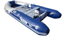 Brand New 15.5 footer Heavy Duty Inflatable Boat w/alluminium fl