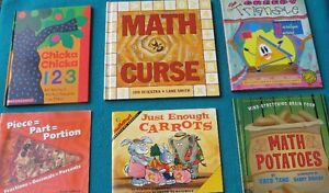 Primary/Jr Math Books Time, Money, Shapes, Flashcard, Tables