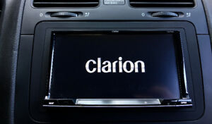 Clarion NX702 7 inch high resolution  touch panel