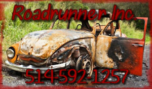 $$ Achetons autos et camions usagés. Cash for your Scrap ! $$