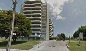 1 Bdrm IN NORTH YORK INCLUDES hydro/heat/hot water $1200 July 1