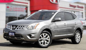 2012 Nissan Rogue SV - Backup Camera, Bluetooth, Sunroof