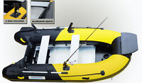 10 ft INFLATABLE FISHING BOAT DELUX PACKAGE