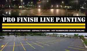 Warehouse Line Painting - Parking lot Line Painting  Cambridge Kitchener Area image 8