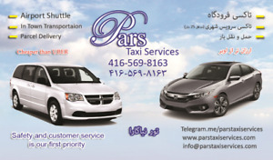 Pars Taxi Services - Airport shuttle and transportation