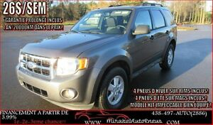 Ford Escape *8 PNEUS (4 HIVER)* XLT STYLE MAZDA TRIBUTE 2010